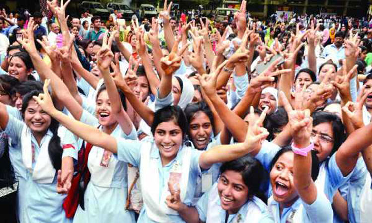 82.87pc pass SSC, equivalent exams