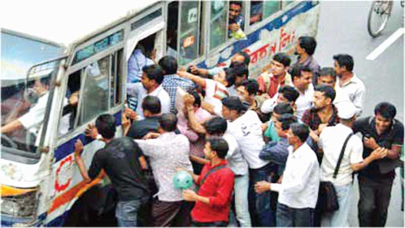 Govt issues gazette hiking bus fare by 60pc