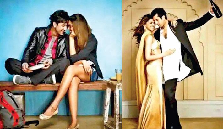 Deepika shows sizzling chemistry with Ranbir