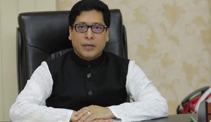 Not more than 25pc of officers allowed to attend offices: Minister Farhad