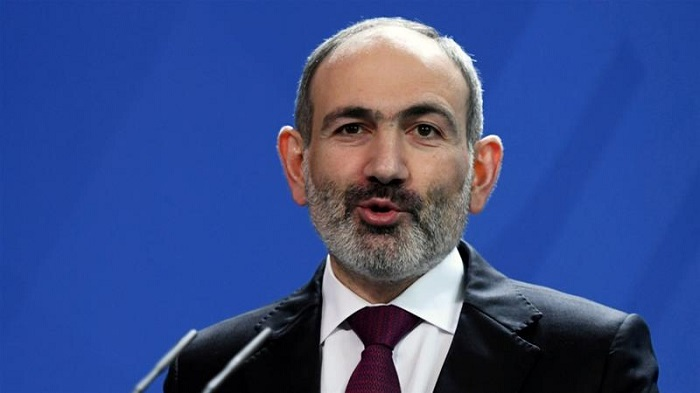 Armenia's prime minister tests positive for Covid-19