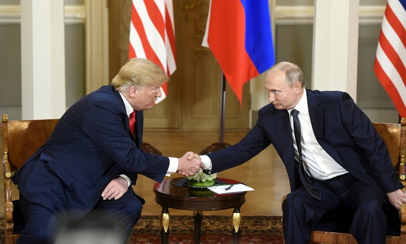 Vladimir Putin, Donald Trump discuss G7 summit, oil markets over phone