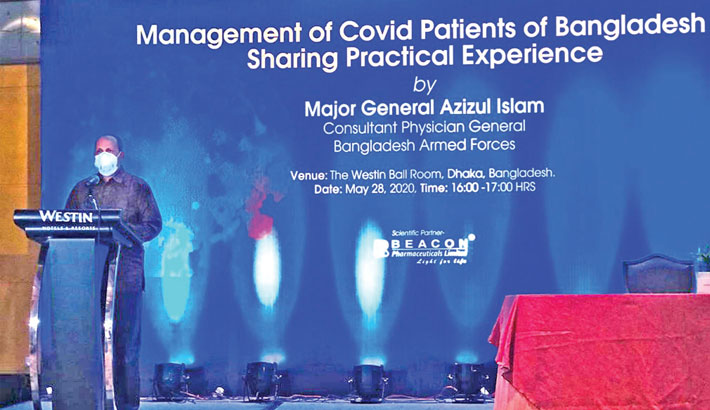 Seminar on coronavirus held