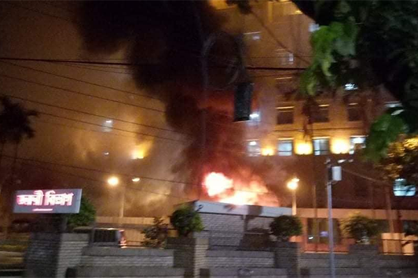 High Court seeks probe report on United Hospital's fire within June 14