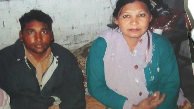 Pakistan 'blasphemy' death row couple's plea for freedom