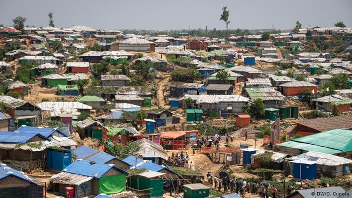 First coronavirus death confirmed in Rohingya camp