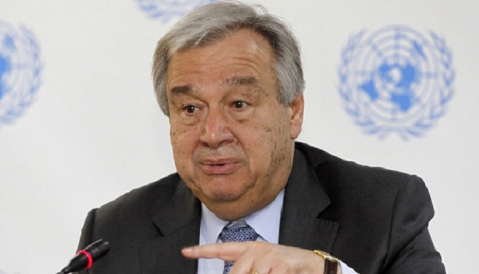 UN chief calls for probe into US police violence
