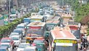 Public transport resumes sans hygiene rules
