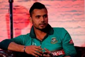 Mashrafe stands by Dhaka Metro cricket academy coaches