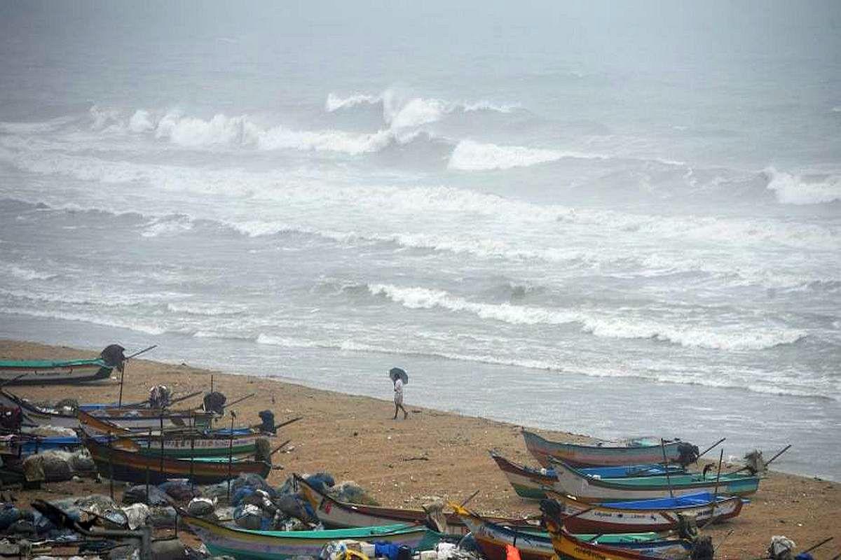 Cyclone Nisarga to hit Alibaug near Covid-ravaged Mumbai at noon with 110 kmph winds