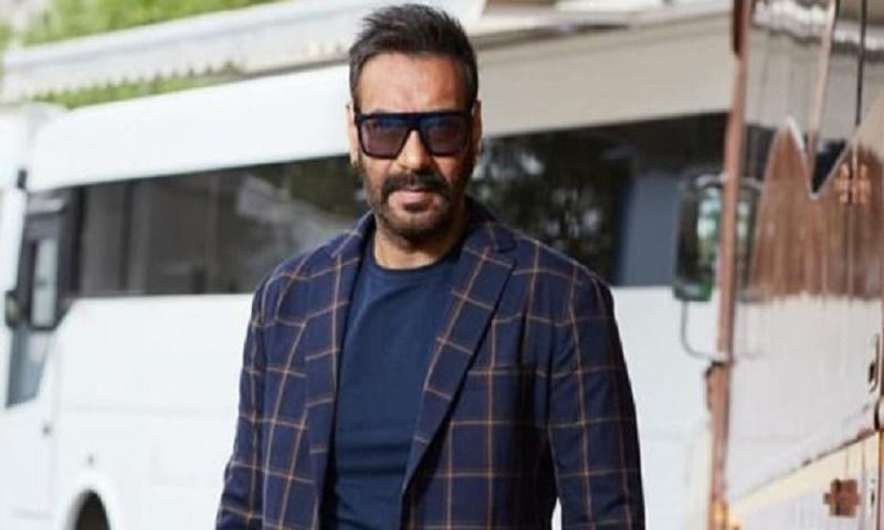 Ajay Devgn donates oxygen cylinders and ventilators to Mumbai hospital