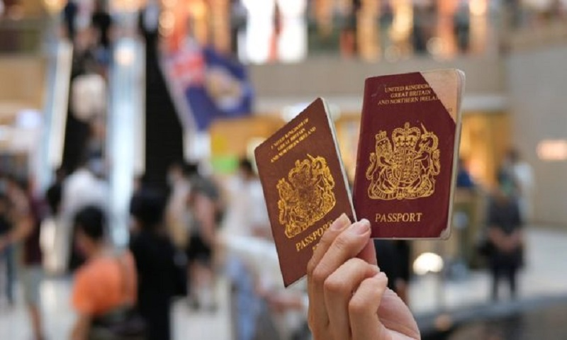 UK to change immigration rules for Hong Kong citizens if China passes law