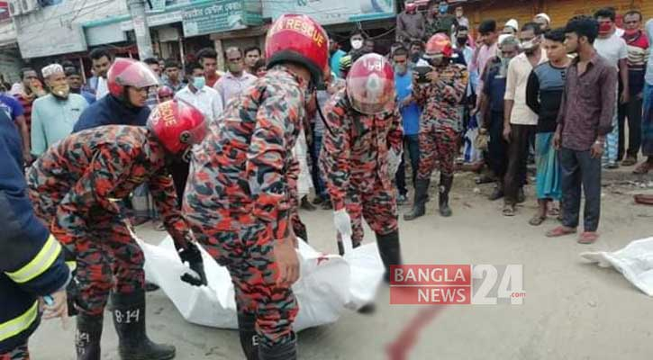 Husband, wife among 3 killed in Mymensingh road accidents