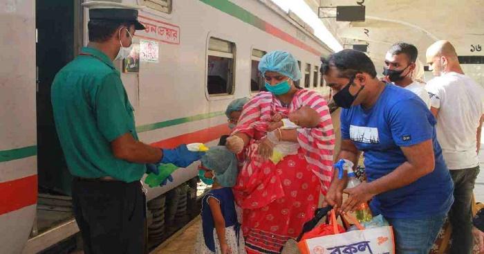 11 pairs of passenger trains resume operation