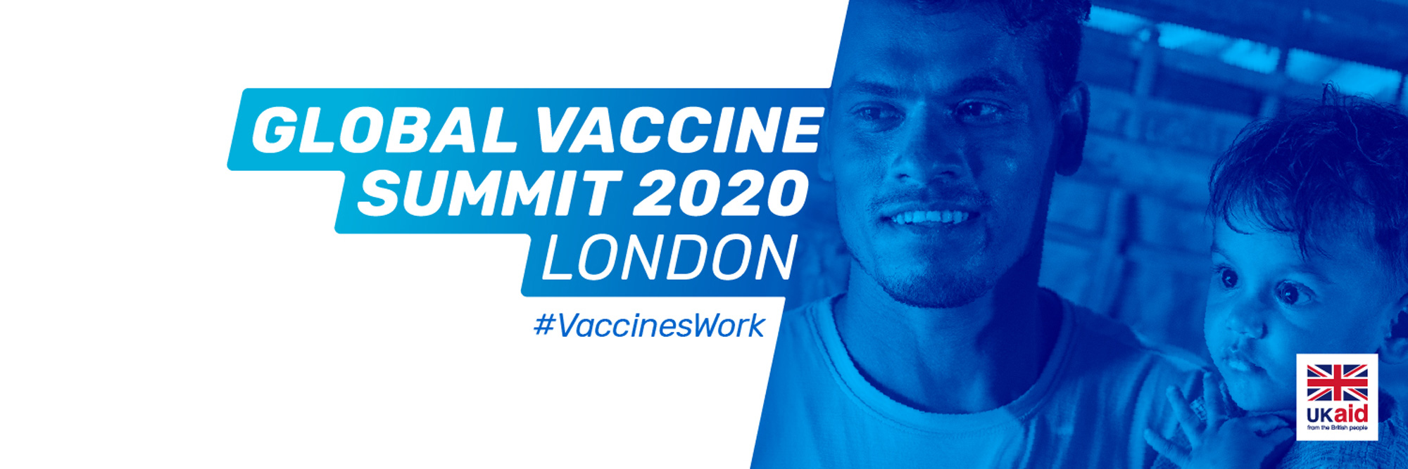 Virtual Global Vaccine Summit in UK on Thursday