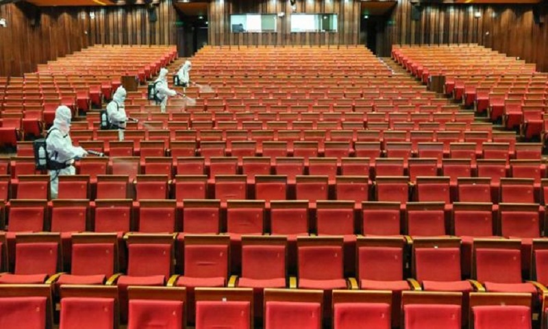Thousand of cinemas in China under threat of closure