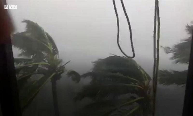 Cyclone Nisarga: India's Mumbai escapes worst cyclone in decades