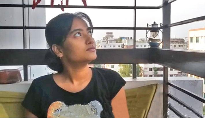 Akhee's short film 'Chhotto Puti' on life in quarantine