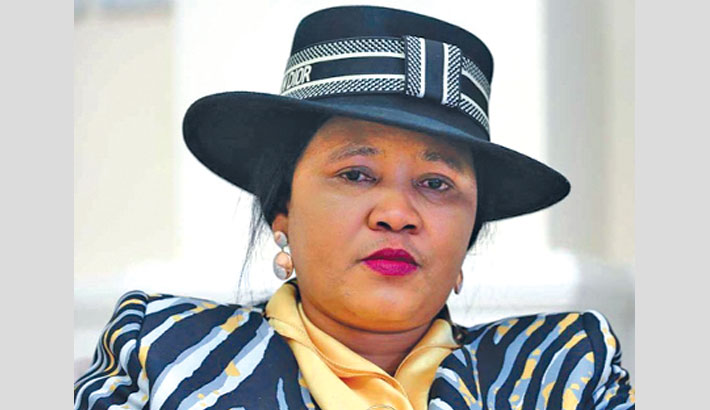 Lesotho former first lady arrested in murder case