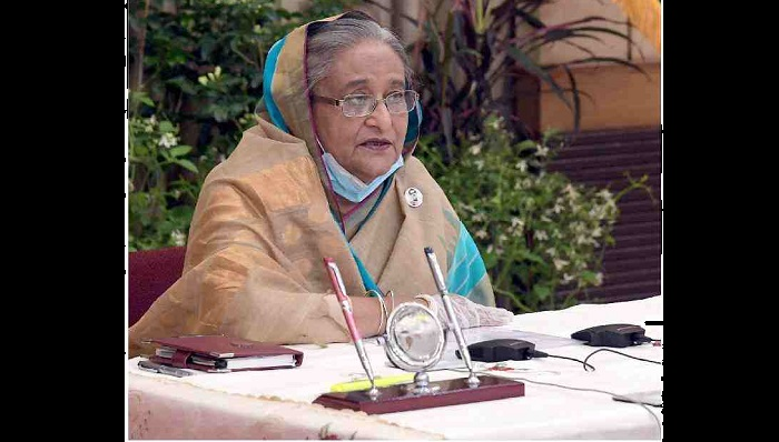 Govt sincere to protect people from coronavirus, says Prime Minister Sheikh Hasina
