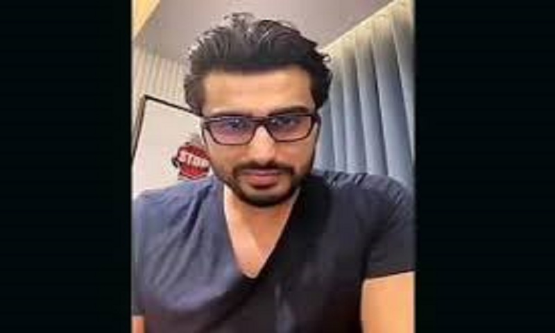 Arjun Kapoor urges all to reduce use of plastic to fight climate change