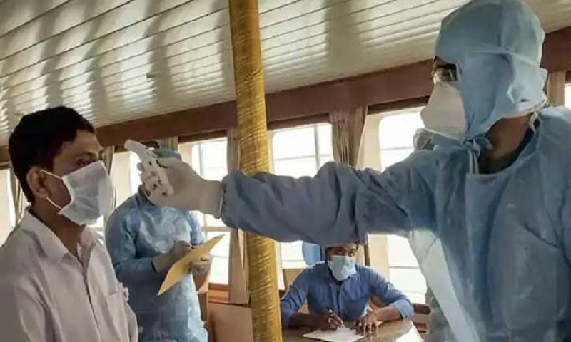 Coronavirus: 227,029 cases, 6,363 deaths reported in India