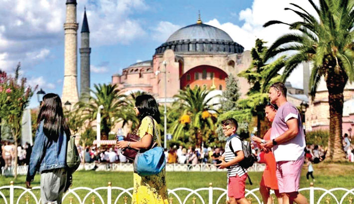 'Turkish tourism sector needs to promote ecological values in post Covid-19 era'