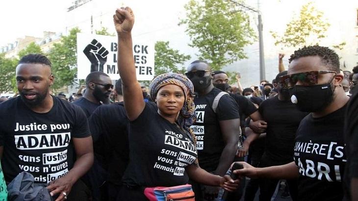 Floyd case restokes anger over death of black man in France