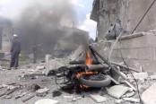 Nine Syria regime loyalists killed in Israeli air raids: monitor