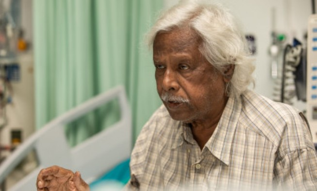 Dr Zafrullah's physical condition deteriorates