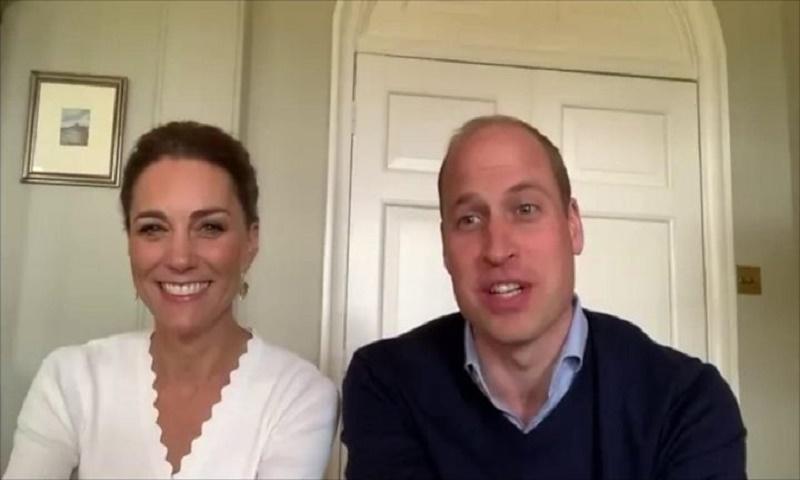 Prince William reveals he is secret helpline volunteer