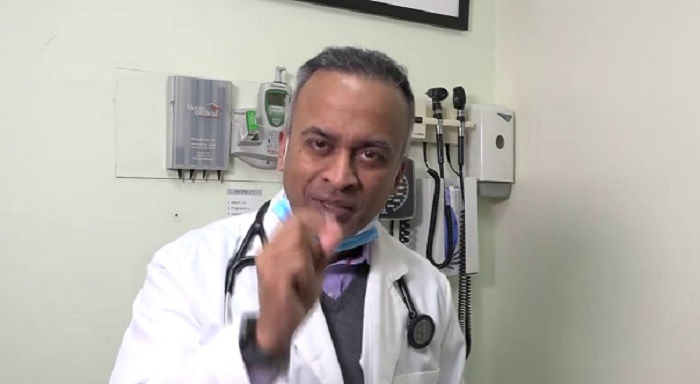 Popular doctor Ferdous Khandaker coming home to serve corona patients