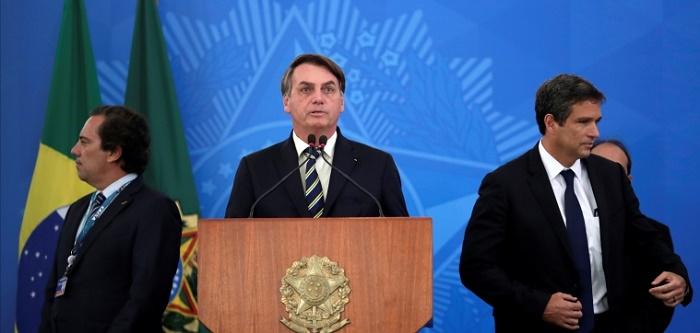 Now Bolsonaro threatens to pull Brazil from WHO