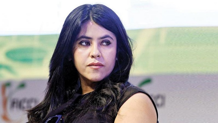 FIR filed against Ekta Kapoor for hurting religious sentiments