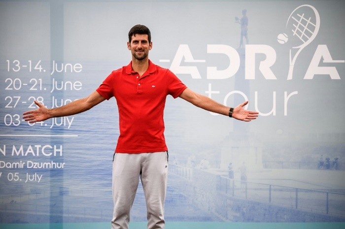 Djokovic worried by 'extreme, impossible' US Open health restrictions