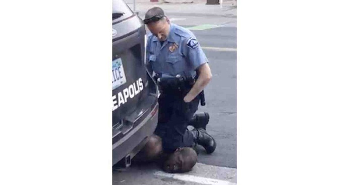 George Floyd's death: Minneapolis banning police chokeholds