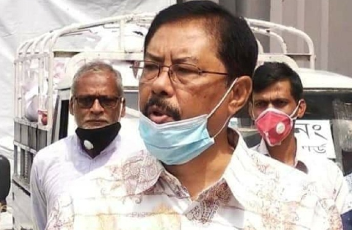 CHT Affairs Minister Bir Bahadur infected with coronavirus
