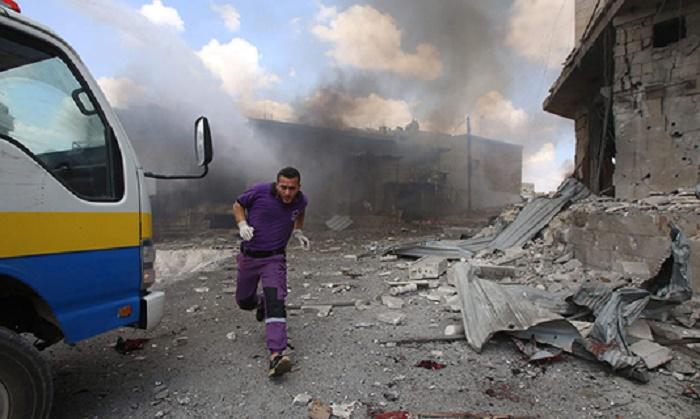 East Syria air raids kill 12 pro-Iran fighters: monitor