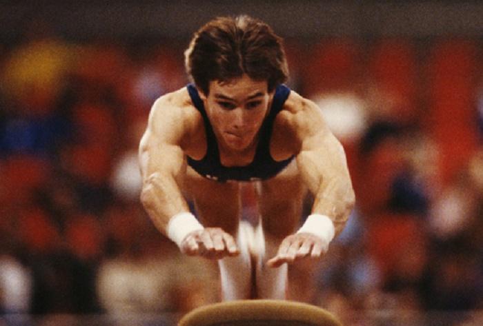 Former US gymnast Thomas dies at 64