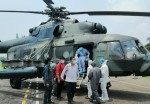 Corona infected CHT Affairs Minister airlifted to Dhaka
