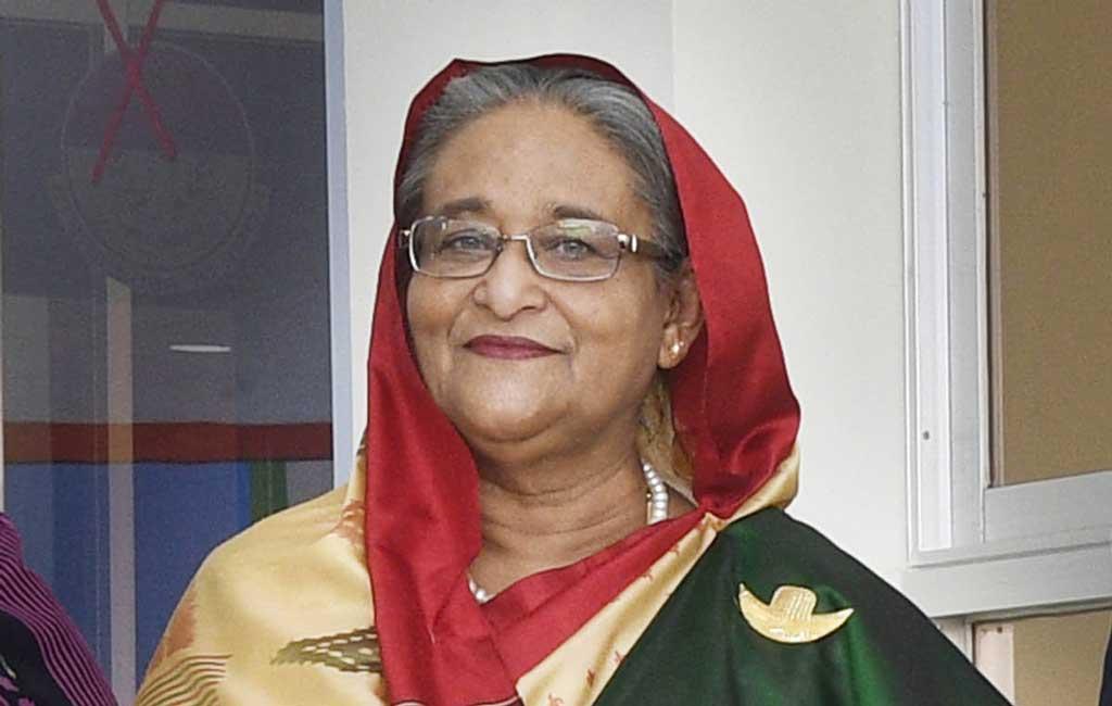 PM Sheikh Hasina donates Tk10cr to CRP