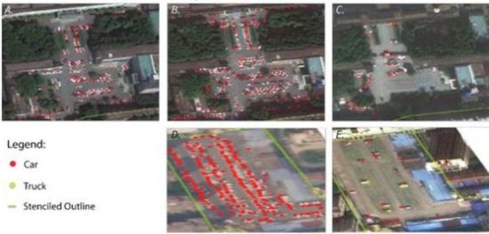 Satellite traffic images may suggest virus hit Wuhan earlier