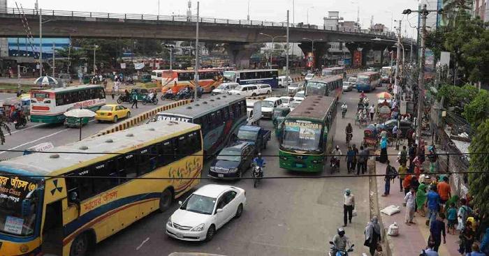 Dhaka's air still 'unhealthy' for sensitive groups