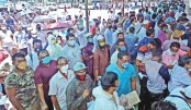 BRTA sees mad rush of service seekers