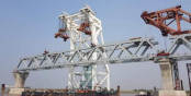 Over 4.65km of Padma Bridge visible with installation of 31st span