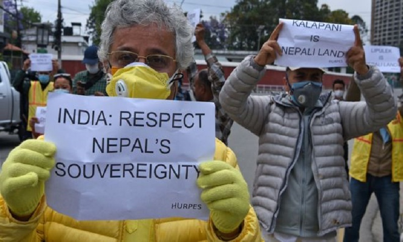 India and China: How Nepal's new map is stirring old rivalries