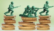 Tk 34,427 cr proposed for defence; Tk 2,327 cr higher than previous FY