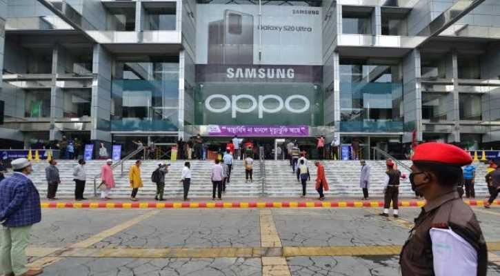Bashundhara City Shopping Mall reopens