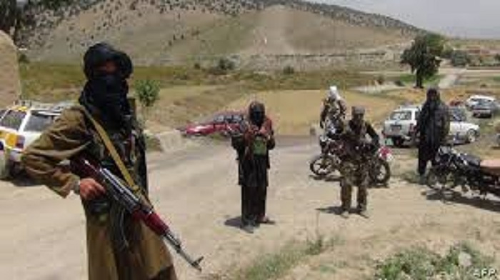 Taliban attack kills 7 police in W. Afghan province