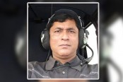 Burnt crime reporter Moazzem Hossain Nannu dies